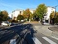 Panneau B21a2, intersection Rue Jean-Baptiste-Charcot et Avenue Général-de-Gaulle, Annemasse.jpg