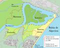 Paraje natural de las marismas del Río Palmones plano.png
