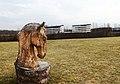 Pardubice, závodiště, socha koně (2).jpg