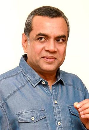Paresh Rawal - Rawal at the 4th anniversary bash of 'The Pilate Studio', February 2015