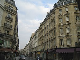 image illustrative de l'article Rue Rambuteau