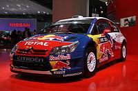 Paris - Mondial de l'automobile 2010 - Citroën WRC 2010 - 002.JPG