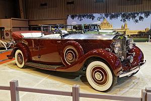 Rolls-Royce Phantom III - Dual-cowl open tourer, 1937 by Barker & Co