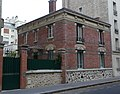 Paris 75014 Rue Gazan no 11 ancienne maison Coluche.jpg