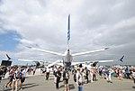Paris Air Show 2017 Airbus A380plus rear.jpg