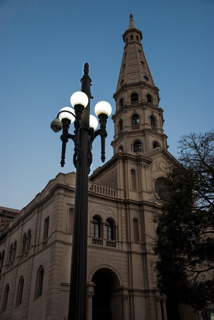 Parroquia san francisco de asis - Montevideo