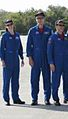 Part of the crew of Space Shuttle mission STS-125.jpg