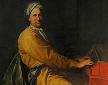 "Andrea Pozzo: Portrait Bernardo Pasquinis, aus dem ehemaligen Besitz des Komponisten.Heute in: Florenz, Conservatorio Statale di Musica ""Luigi Cherubini"" (Quelle: Wikimedia)"