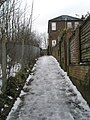 Path from the A31 to Wodeland Avenue - geograph.org.uk - 1160952.jpg