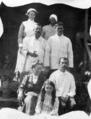 Patients and staff at Croydon District Hospital ca. 1920.tif