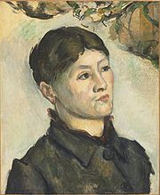 Paul Cézanne - Portrait of Madame Cézanne.jpg
