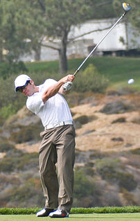 Paul Casey English professional golfer