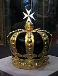 Paul I of Russia's malt. crown. 1798.jpg