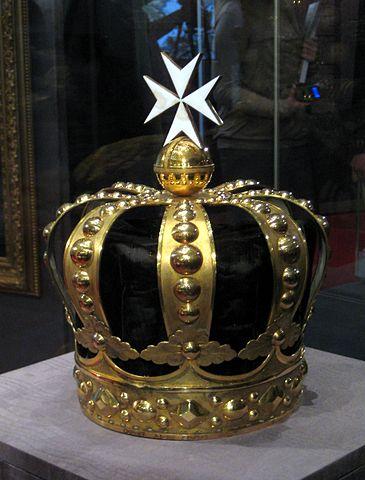 Мальтийская корона императора Павла