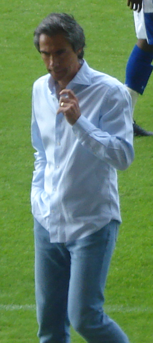 Paulo Sousa - Sousa in 2011