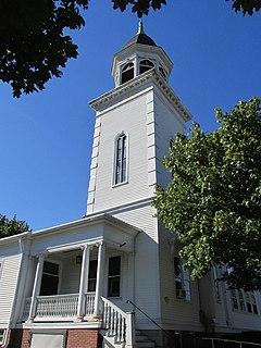 Pawtuxet Village United States historic place