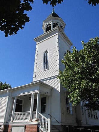Pawtuxet Village - Pawtuxet Baptist Church