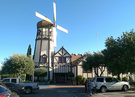 Pea Soup Andersen S Restaurant In Santa Nella California