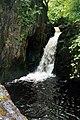 Pecca Falls, on the River Twiss, Ingleton - geograph.org.uk - 830346.jpg