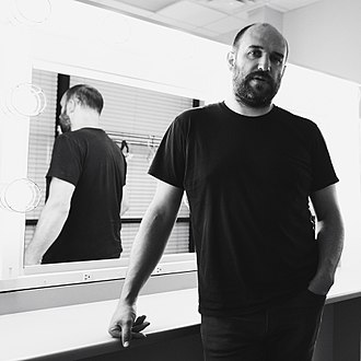 Pedro the Lion - Pedro the Lion's David Bazan in 2017