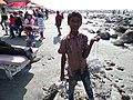 People Kids Working Rocks Sea Trees Boats Birds at Saint Martin's Island Teknaf Cox's Bazar Bangladesh 34.jpg