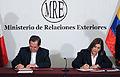 Perú y Ecuador clausuran XII Reunión de la Comisión de Vecindad (9792396946).jpg