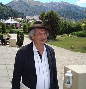 Svante Janson - Image: Persi Diaconis 2010
