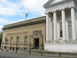 Perth Museum and Art Gallery - Image: Perth Museum and Art Gallery