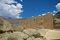 Peru - Sacred Valley & Incan Ruins 239 - Ollantaytambo ruins (8115060744).jpg