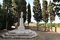 Pesaro Orti Giuli veduta piazzetta busto Giulio Perticari.jpg
