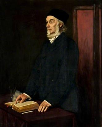 Peter Hately Waddell - Portrait of Waddell by John Henry Lorimer