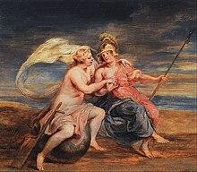 Allegorie von Fortuna und Virtus (Quelle: Wikimedia)