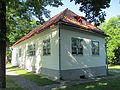 Peter the great cottage in Kadriorg park, Tallin.JPG