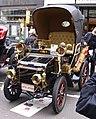 Petigars 1898 Prat Carrabin vl mit Verdeck at Regent Street Motor Show 2011.jpg