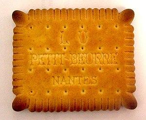 Lefèvre-Utile - Image: Petit Beurre LU