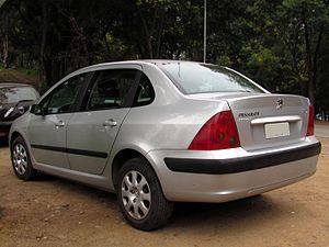 Peugeot 307 - Peugeot 307 1.6 X-Line sedan (Chile)