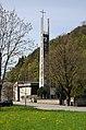 Pfarrvikariatskirche Maria Königin des Friedens, Feldkirch.JPG