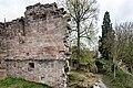 Pfarrweisach, Liechtenstein, Ruine der Nordburg 20170414 016.jpg