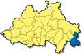 Pfoerring - Lage im Landkreis.png