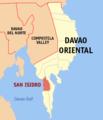Ph locator davao oriental san isidro.png