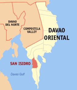 San isidro davao del norte