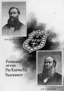 ecee2ca4425 List of Phi Kappa Psi brothers - Wikipedia