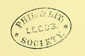 Phil and lit society Leeds book stamp.png
