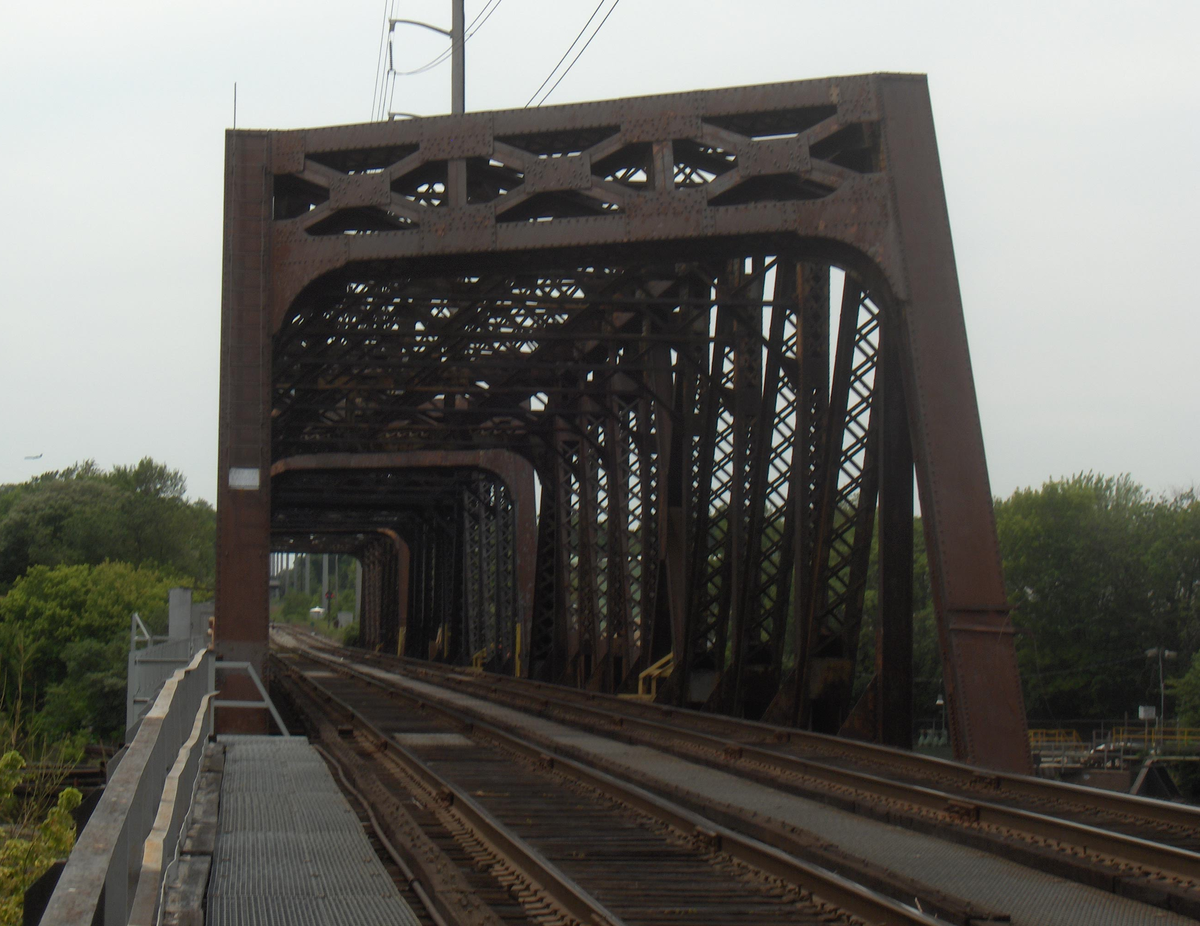BampO Railroad Bridge Wikipedia