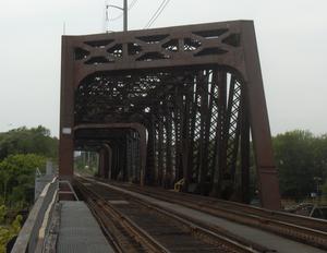 B&O Railroad Bridge - Image: Phila B&O Railroad Bridge 11