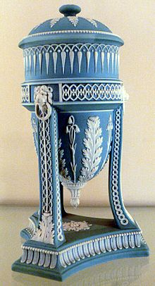 Ceramic art wikipedia for Wedgewood designs