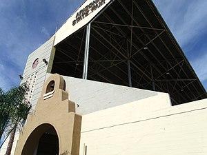 Arizona State Fairgrounds - Image: Phoenix Arizona State Fair Grandstand 1930 2