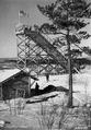 Photograph of Ski Jump Tower - NARA - 2128181.tif