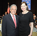 Piñera con Geena Davis.jpg