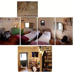 Pickle Barrel House interior